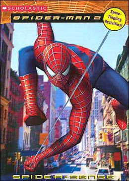 Spider-Man 2: Spider Sense with Gel Pen (Spider-Man 2 Series)