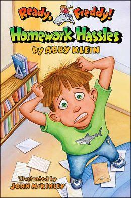 Homework Hassles (Ready, Freddy! Series #3)
