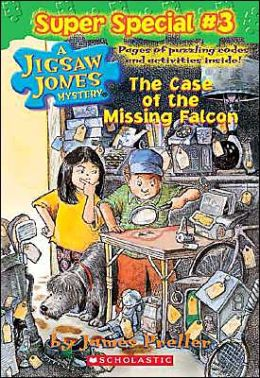 The Case of the Missing Falcon (Jigsaw Jones Super Special Series #3)