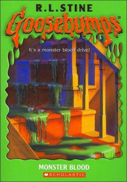 Monster Blood  Goosebumps Series Goosebumps Monster Blood