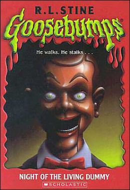 Night of the Living Dummy (Goosebumps Series)