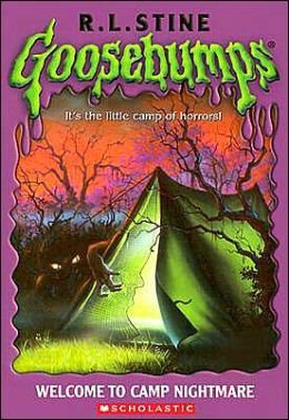 Welcome to Camp Nightmare (Goosebumps Series)
