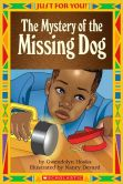Book Cover Image. Title: Mystery of the Missing Dog, Author: Gwendolyn Hooks