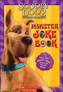 Scooby-Doo 2: Monsters Unleashed Joke Book