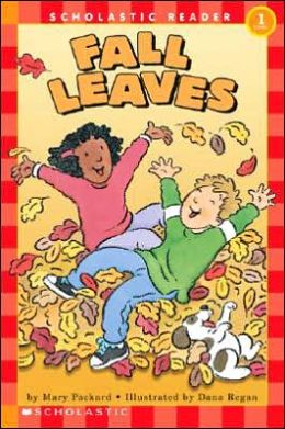 Fall Leaves (Scholastic Reader Series: Level 1)