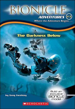 Darkness Below (Bionicle Adventures Series #3)