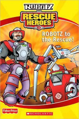 rescue heroes movie reader 2 by scholastic