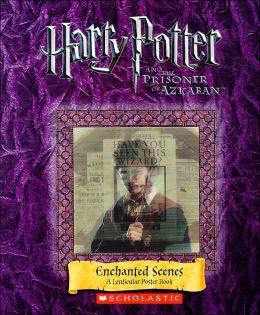 Harry Potter III: Harry Potter & The Prisoner of Azkaban Changing Pictures Book