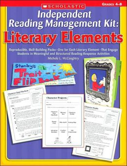 Independent Reading Management Kit: Literary Elements