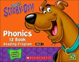 Scooby-Doo Phonics Box Set: #01