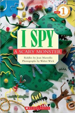 I Spy a Scary Monster