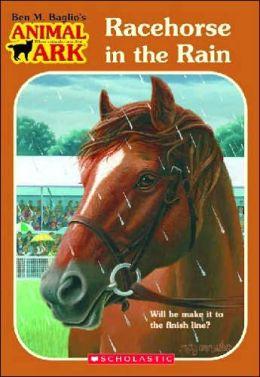 Racehorse in the Rain (Animal Ark Series, #40)