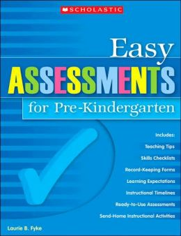 Easy Assessments for Pre-Kindergarten