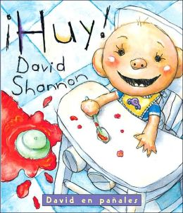 David en pañales: ¡Huy! (Oops! A Diaper David Book)