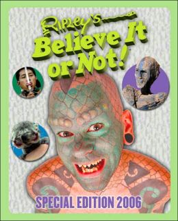Ripley's Believe It or Not!: Special Edition 2006