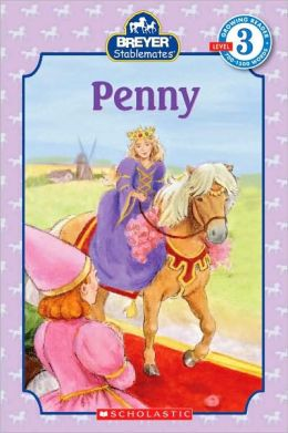 Penny (Breyer Stablemates Series)
