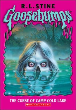 Curse of Camp Cold Lake (Goosebumps Series #56)