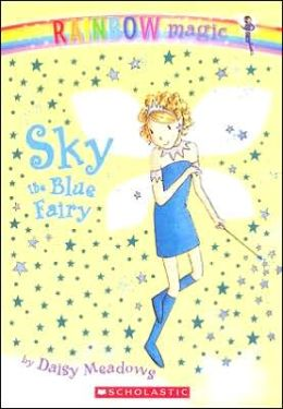 Sky the Blue Fairy (Rainbow Magic Series #5)