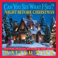 The Night Before Christmas: Picture Puzzles to Search and Solve (Can You See What I See? Series)