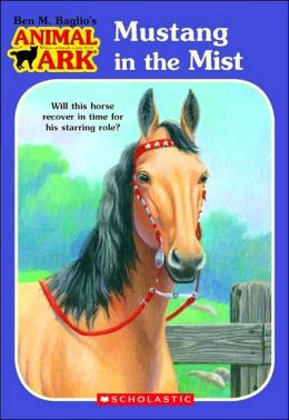 Mustang in the Mist (Animal Ark Series #48)