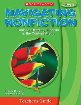 Navigating Nonfiction Grade 2 Teacher's Guide