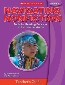 Navigating Nonfiction Grade 1 Teacher's Guide