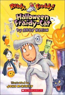 Halloween Fraidy-Cat (Ready, Freddy! Series #8)
