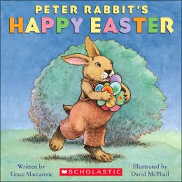 Peter Rabbit's Happy Easter