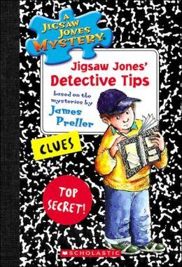 Jigsaw Jones Detective Tips