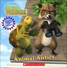Over the Hedge: Animal Antics