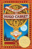 Book Cover Image. Title: The Invention of Hugo Cabret, Author: Brian Selznick