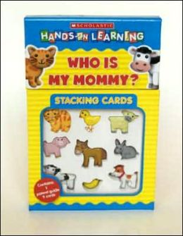 Who Is My Mommy? Stacking Cards