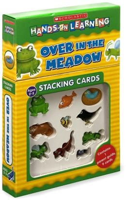 Over In The Meadow (Scholastic Hands-on Learning Series)