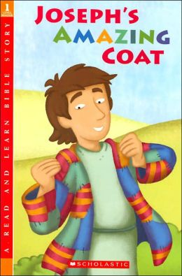 Joseph's Amazing Coat (Read and Learn Bible Stories Series)