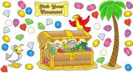Treasure Hunt Bulletin Boards
