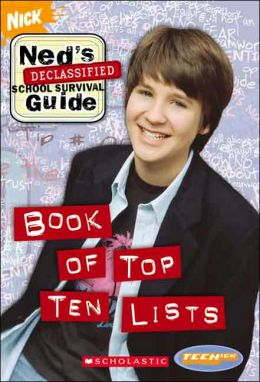 Ned's Declassified School Survival Guide: Book of Top Ten Lists