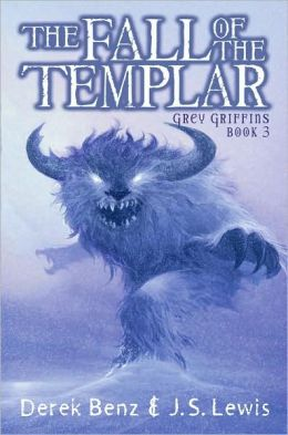 The Fall of the Templar (Grey Griffins Series #3)