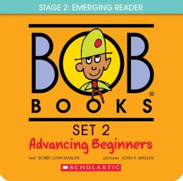Bob Books Set #2: Advancing Beginners (Bob Books Series)