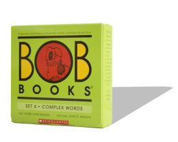 Bob Books Set #4: Complex Words (Bob Books Series)