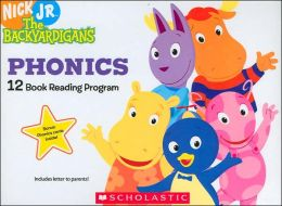 Backyardigans: Phonics Box Set