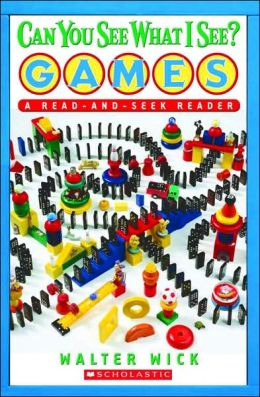 Games: Read-and-Seek Level 1 (Can You See What I See? Series)