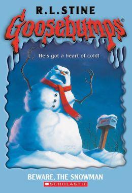 Beware, the Snowman (Goosebumps Series #51)