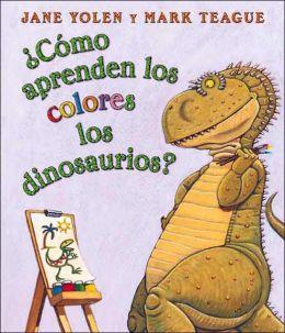¿Cómo aprenden los colores los dinosaurios? (How Do Dinosaurs Learn Their Colors?)