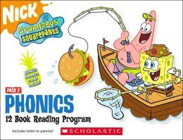 SpongeBob SquarePants Phonics Box Set: Pack 2