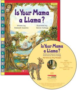 Is Your Mama A Llama Read Along Library
