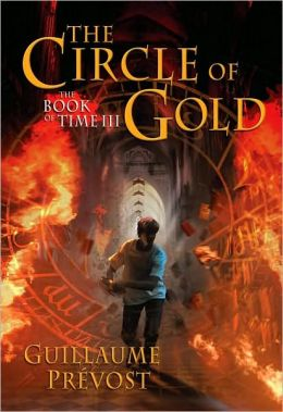 The Circle Of Gold (The Book of Time Series #3)