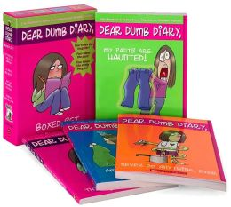 Dear Dumb Diary: Boxed Set Books 1-4