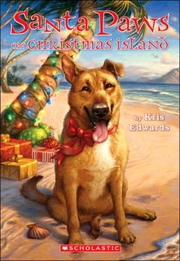 Santa Paws on Christmas Island