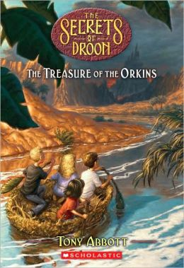 Treasure of the Orkins (Secrets of Droon Series #32)