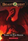 Ferno: The Fire Dragon (Beast Quest Series #1)